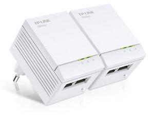 TP-Link-tl-pa4020-Kit-Powerline-Adaptateur-Set-prise-de-courant-integree-500-Mbps-300-m