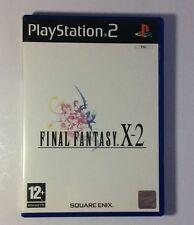 Jeu PS2 Final Fantasy X-2 Square Enix RPG
