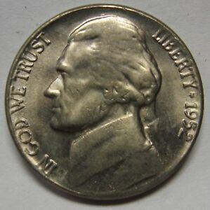 1948-S Jefferson Nickel Nice Higher Circulated Grade Coin XF Range DUTCH AUCTION