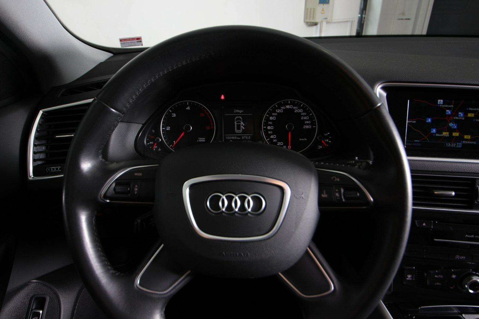 Audi Q5 TDi 258 S-line quat. S-tr. Van