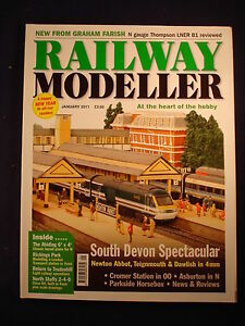 2-Railway-modeller-Jan-2011-South-Devon-in-4mm-Cromer-OO