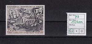 MiNr-77-Franz-Geb-i-d-Antarktis-Postfrisch
