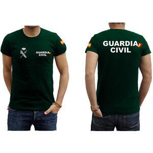 Camiseta Guardia Civil Bandera