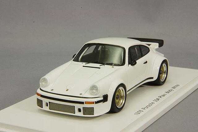 la mejor oferta de tienda online Spark 1 43 Porsche 934 1974 blancoo blancoo blancoo Llano cuerpo de Japón  comprar ahora