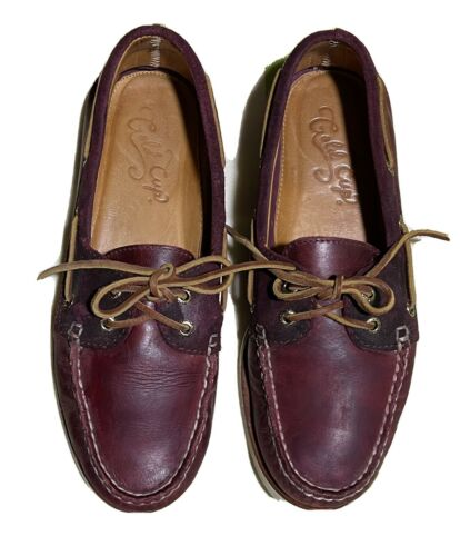 SPERRY GOLD CUP  BOAT SHOES  8.5 M