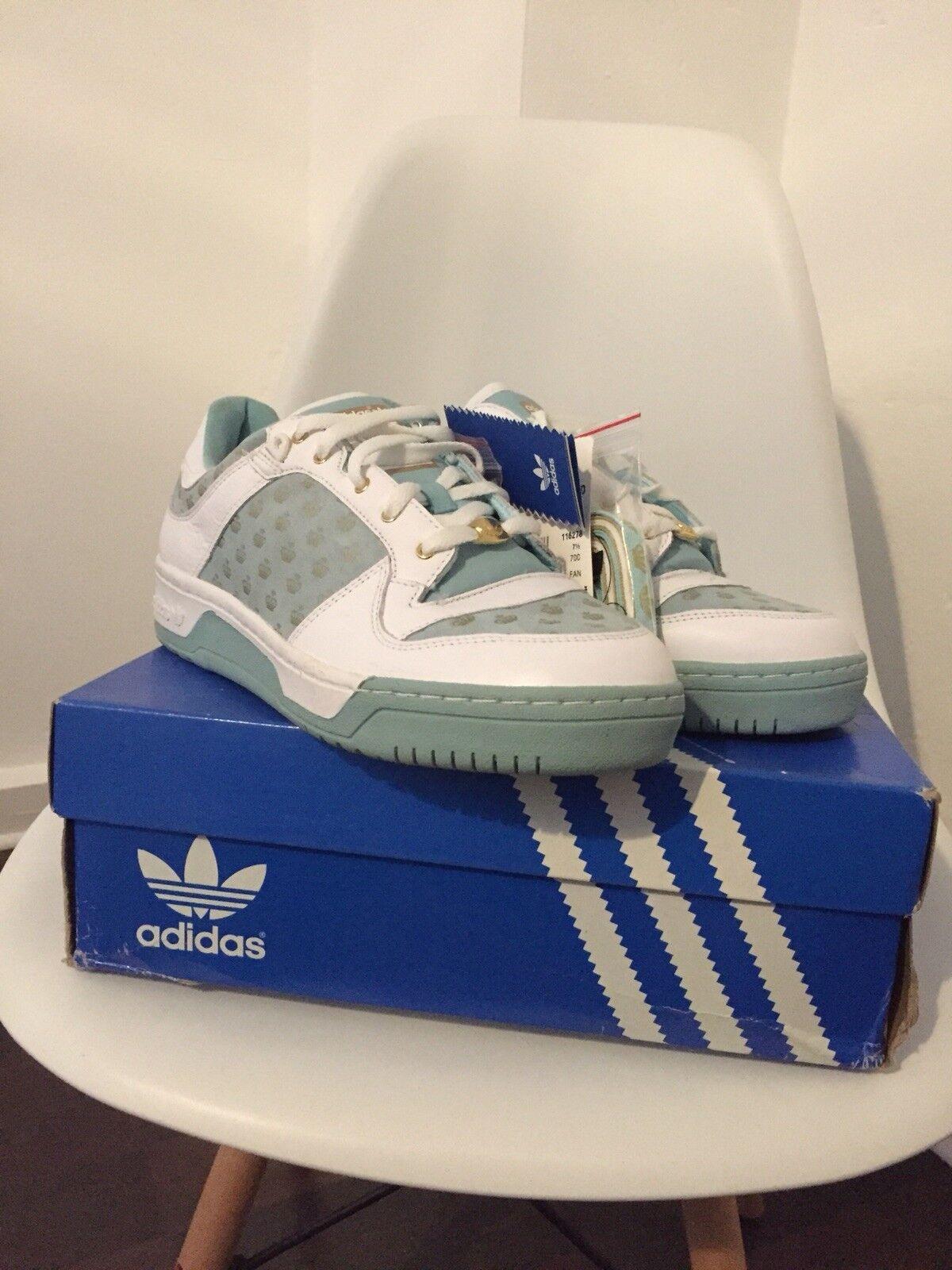 Adidas Missy metro attitud, Ice Blue, wmns us 9, UE 41