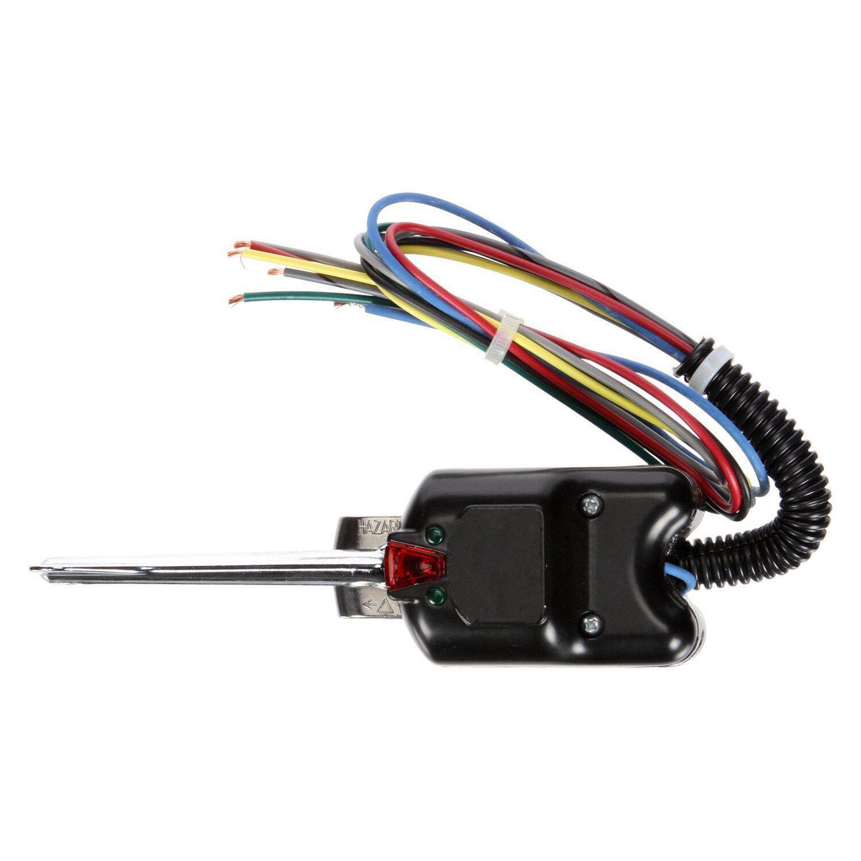 One Truck Lite Singal Stat 900 Universal 7 Wire Turn Signal Switch Wiring Ebay