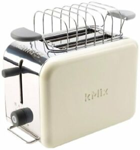 Kenwood-Kmix-TTM022-1-25-Litre-Toaster-Almond-Cream