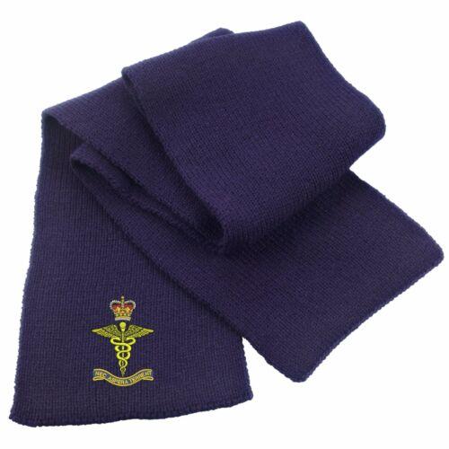 RAF Medical Corps Heavy Knit Scarf
