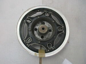 Z17. Honda CB 650 C RC05 Custom Rim Rear Wheel 2,50 x 16 Inch Dot 1178