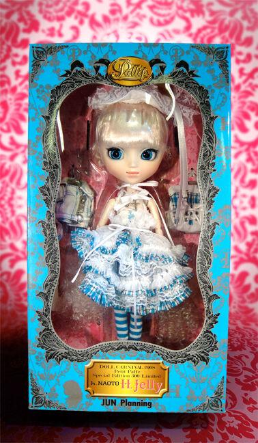 envío Gratuito  nunca quitado de la Caja H. muñeca Pullip Doll F-598 Naoto Isolde Carnaval versión 2008