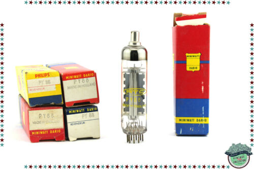 Röhren Valve NIB NOS x1 PY88 Vacuum Tube