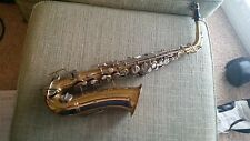 Bundy Saxophone Selmer Used with case
