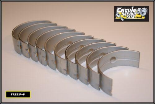 Renault 2.2//2.5Ltr DCi G9U//G9T Main Crankshaft Bearing Set STD
