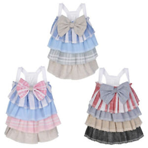 Dog-Cat-Puppy-Tutu-Skirt-Dress-Party-Pet-Clothes-Vest-Summer-Costume-Apparel-New