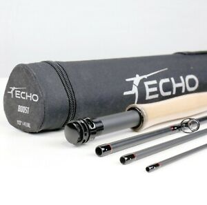 Echo-Boost-Fly-Rod-9-FT-4-WT-FREE-FLY-LINE-FREE-FAST-SHIPPING