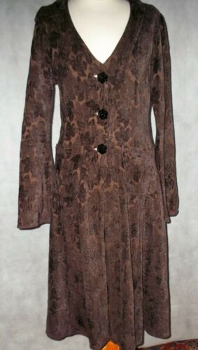 Xile Uk Fitted Riding Flared 1 Size Out 10 Coat Beautiful Long Of 8 qxvBnwE