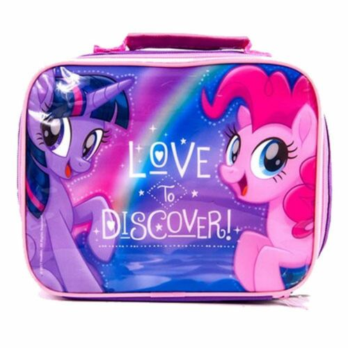 Boys Girls Kids Insulated Official Character Novelty School Lunch Bag