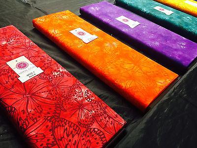 Melody Large Butterflies Pinky Mauve fabric fq 50x56cm 100/% Cotton F 5620 L