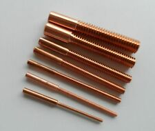 Electrical Discharge Machining M16 To M22 Electrode Copper Thread Cutting