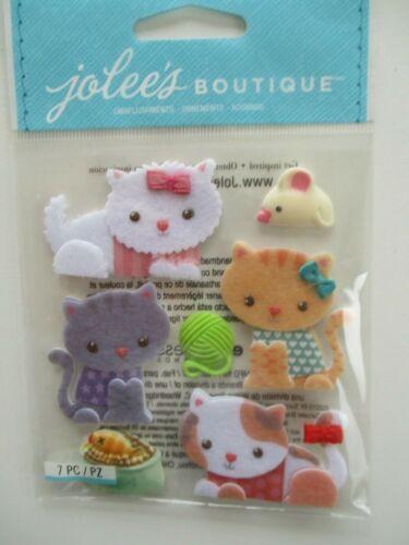 Jolee/'s Boutique Pegatinas-gatitos-Gatos Y Gatitos