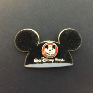 WDW-Mickey-Mouse-Club-Hat-Flocked-Disney-Pin-15748