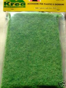 Manto-erboso-in-fili-d-039-erba-per-plastico-o-diorama-mm3-cm-30x15-Krea-422
