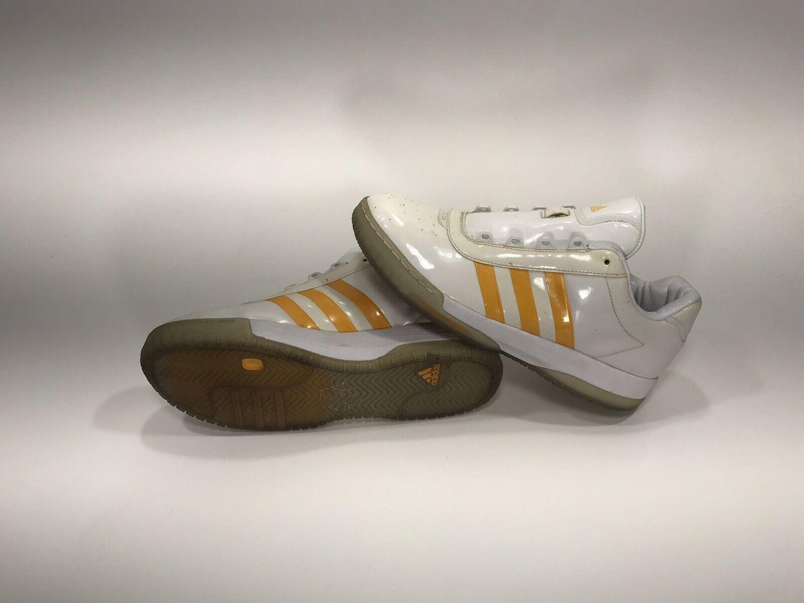 6384b28e5 Mens Adidas Fulton shoes Shiny Sample Dev Sample Size 9 Rare ...