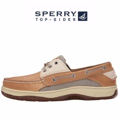 Billfish zapatos Nib amarillento para sider beige Sz 3 hombre Sperry All botes Top cuero para ojos 7qIx0ZUw
