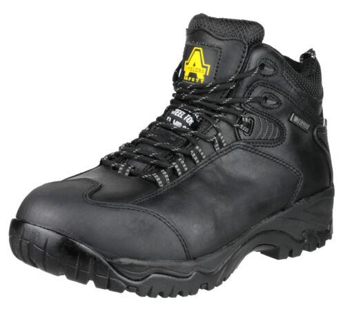 Amblers fs190 impermeabile di sicurezza da uomo in acciaio Puntale Escursionismo Stivali uk6-15