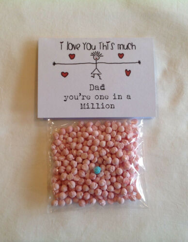 Mum You/'re One In A Million Sweet Novelty Gift Father/'s Day Boyfriend Nan