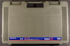 Sony D2L-188M Digital D2 Video Cassette, Large Shell, NEW !!!