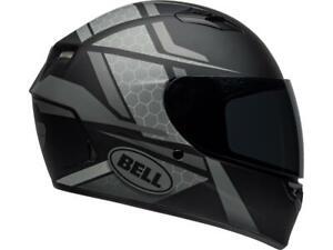 Casco Moto BELL Talla M QUALIFIER FLARE Negro Amarillo