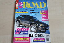 163858) Jeep Wrangler Sport 2.5 Softtop im TEST - Off Road 02/1997