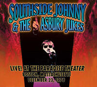 Southside Johnny & The Asbury Jukes - Live At The Paradise Theater Cd Brand