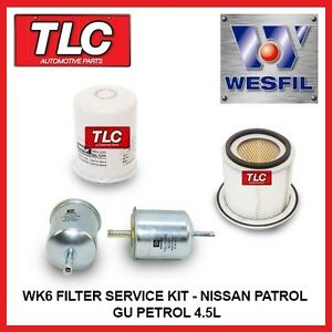 Wesfil Service Filter Pack WK6