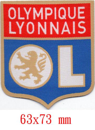 3 x 2,5 Lyonnais-Iron on Patch-