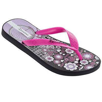 ipanema klassisch Kind Paris Schuhe Flip-Flops Mädchen Damen Sandalen niedrig