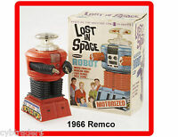 Remco Lost In Space Robot Toy Ad Refrigerator / Tool Box Magnet