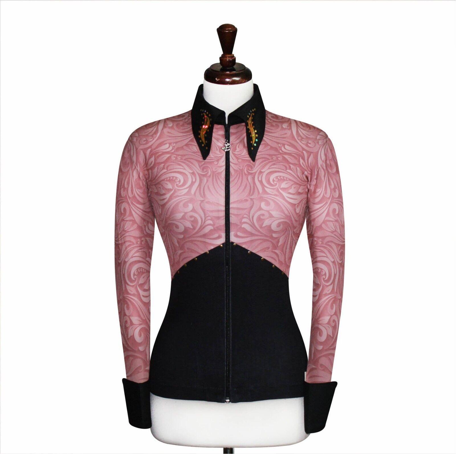 Pequeño  teatralidad  placer Equitación Chaqueta Camisa Rodeo Reina Traje de Cocheril  descuento de ventas en línea