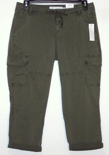 "Sonoma Shorts /""Moss Stone/"" Short Green Shorts Mid Rise Straight Hip Thigh"