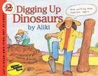 Digging up Dinosaurs Book Aliki PB 0064450783 BNT