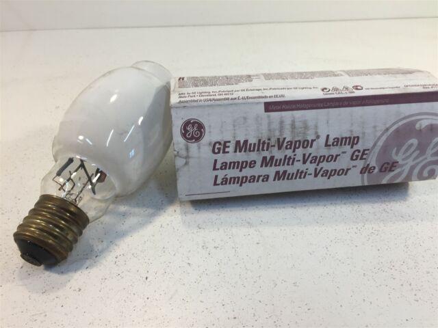 Lot of 5-GE Multi Vapor Bulb MVR175//C//U//MED 175W