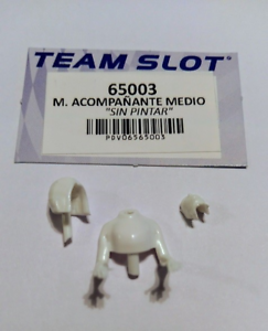 Team Slot 65003 Half Driver mobilier 1:32 Scale NEW
