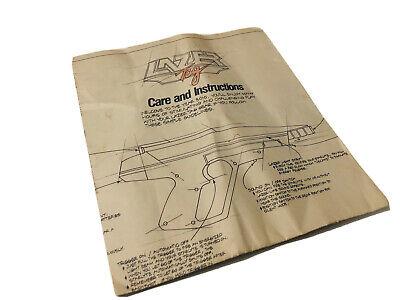 3 Harness Targets Acc Belts *NEW* Lazer Tag Vintage 1986 Worlds of Wonder
