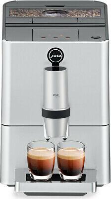Jura ENA Micro 5 Double Action Automatic Coffee Machine Silver    eBay