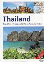 REISEFÜHRER THAILAND 2014/015 mit PHUKET BANGKOK PATTAYA mit LANDKARTEN NEU~✔