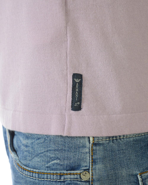 Maglia Maglietta Armani Jeans Aj Sweater Sweater Aj Pullover Cotone Uomo Lilla M6W25TU 5Q 21ce1d