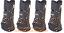 Classic-Equine-Cheetah-Legacy-2-vorne-amp-Hinterbeine-Pferd-Bein-Unterstuetzung-Sport-Stiefel-M Indexbild 1
