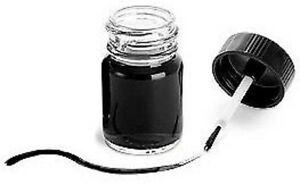 Image Is Loading Ford Mercury Touch Up Paint Ebony Black Code
